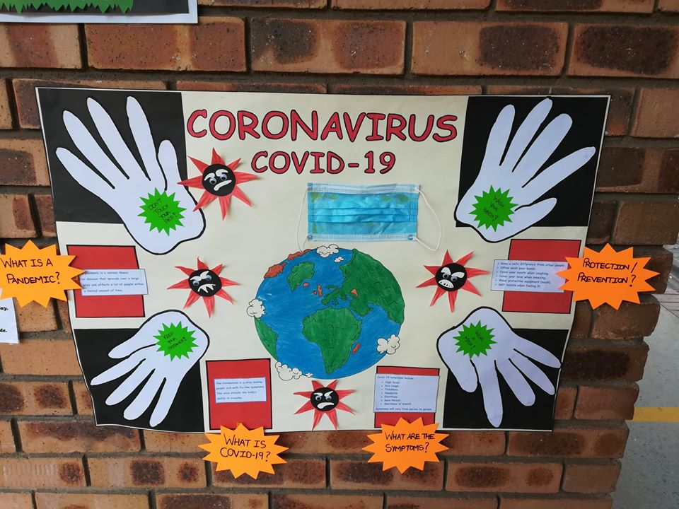 Covid 19 – wash your hands